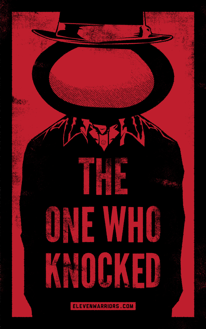 the one who knocked